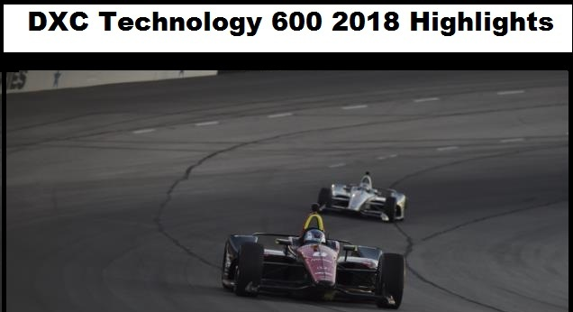 DXC Technology 600 2018 Highlights