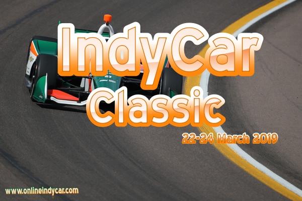 IndyCar Classic Live Stream 2019