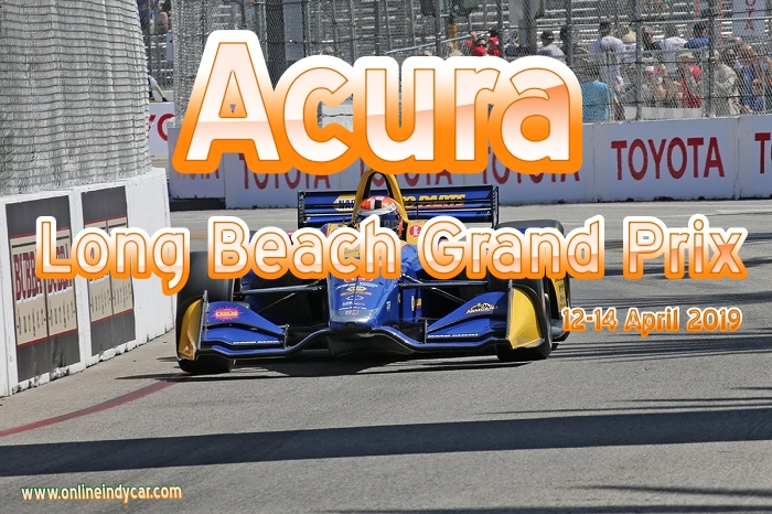 IndyCar Long Beach Grand Prix Live Stream 2019