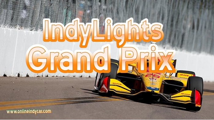 Indy Lights Grand Prix Live Stream
