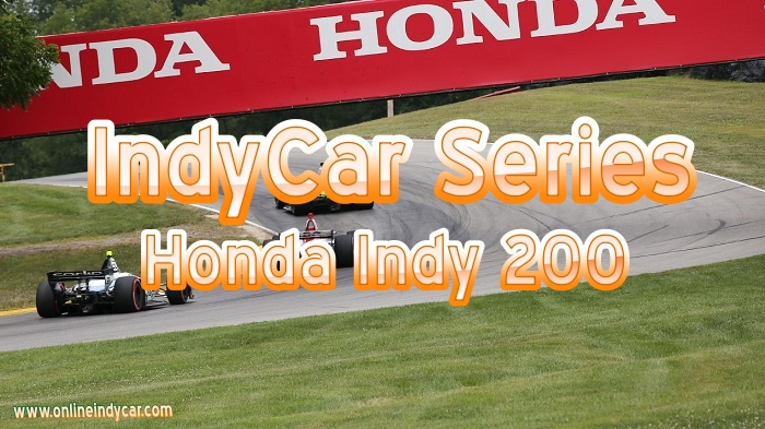Honda Indy 200 Live Stream