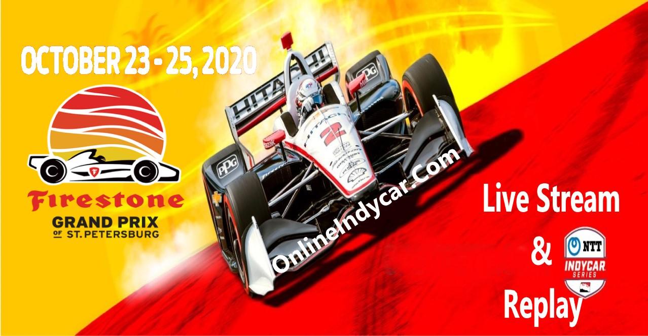 Indycar St Petersburg Live Stream Final Race