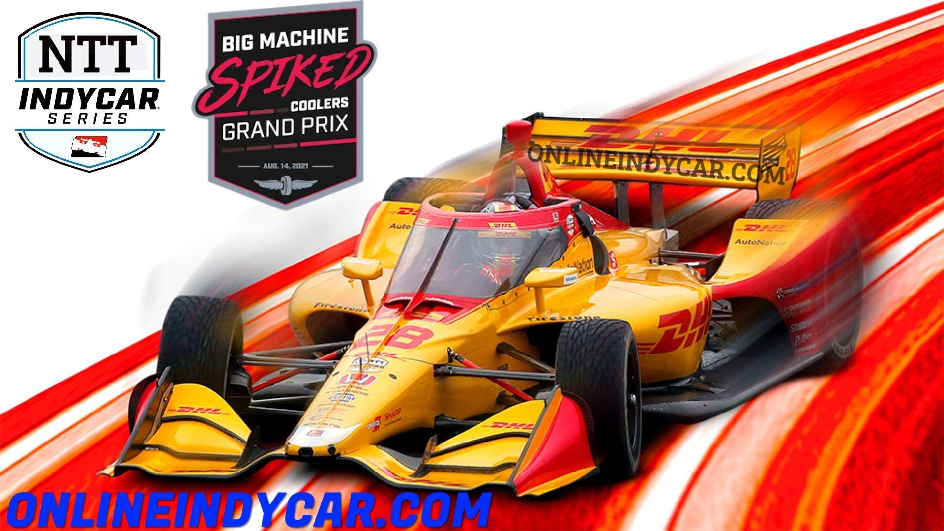 IndyCar Grand Prix at IMS Live Stream