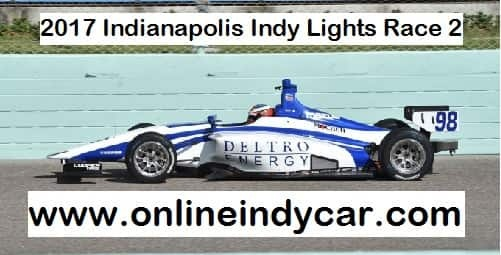 Watch Indianapolis Indy Lights Race 2 Live