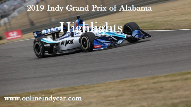 2019 Indy Grand Prix of Alabama Race Highlights