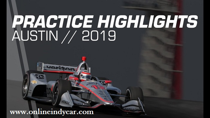 IndyCar Classic Practice Highlights 2019