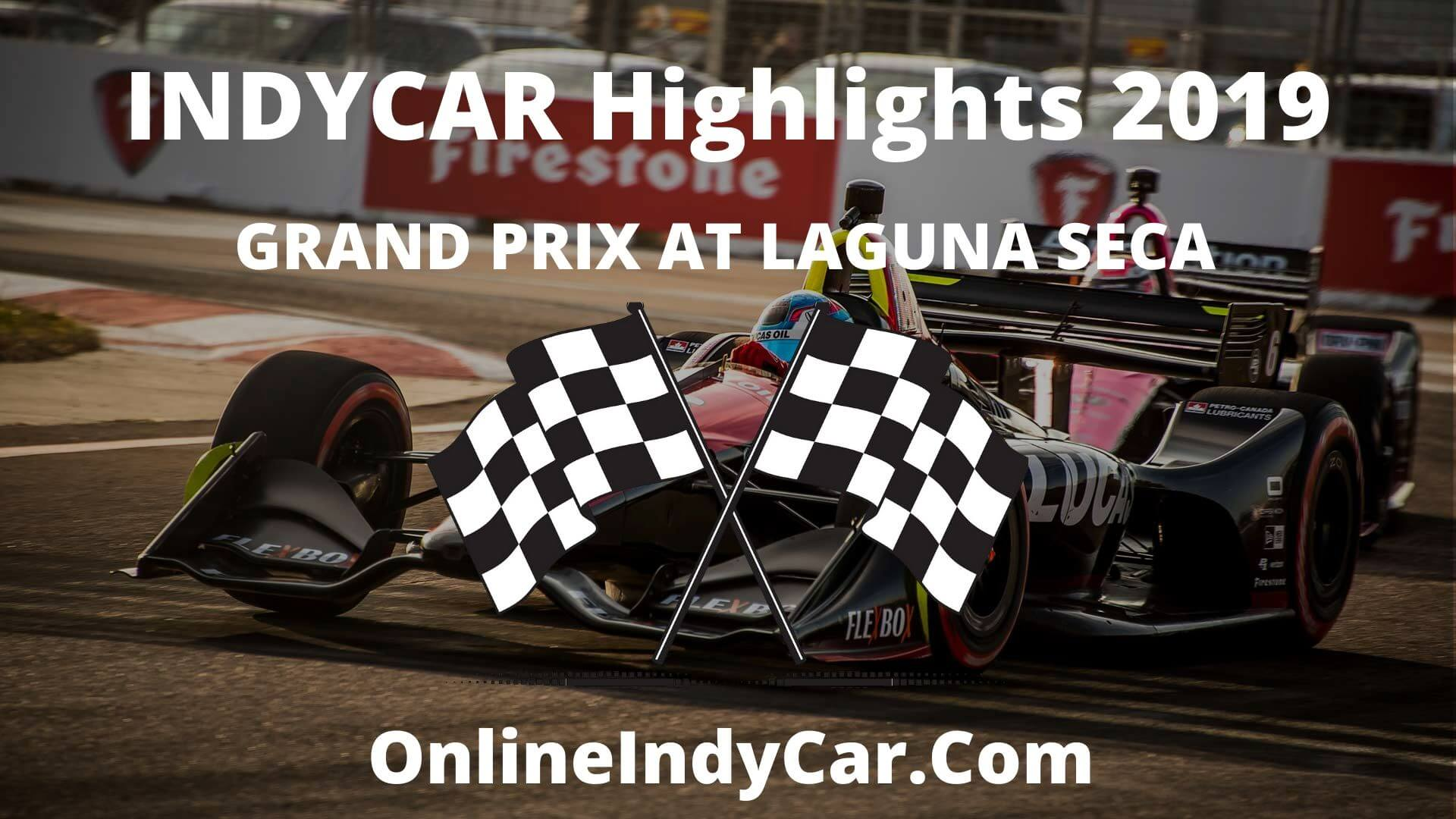 Grand Prix Laguna Seca Highlights 2019