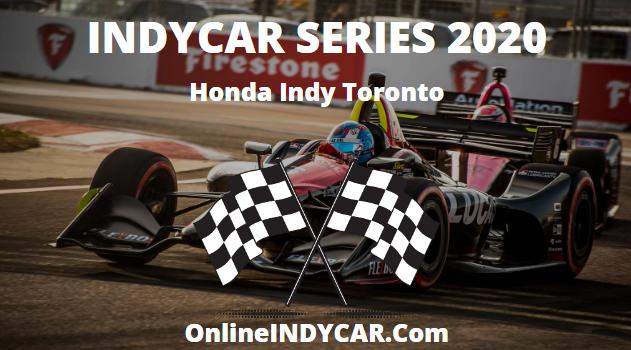 Honda Indy Toronto 2020 Live Stream