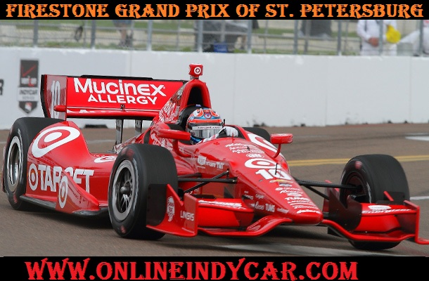 Watch Firestone Grand Prix of St Petersburg Live