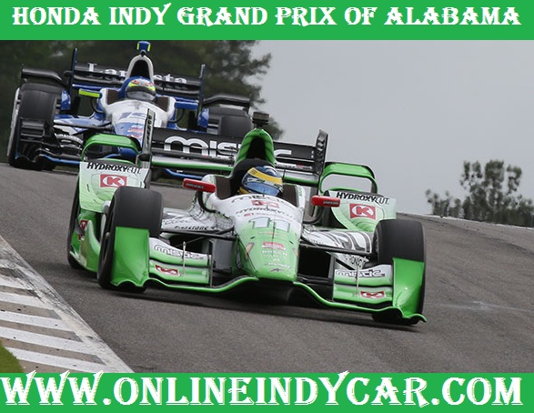 Watch Honda Indy Grand Prix of Alabama Live