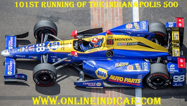 Watch 101st Running of the Indianapolis 500 Online