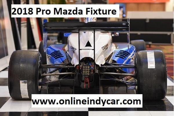 2018 Pro Mazda
