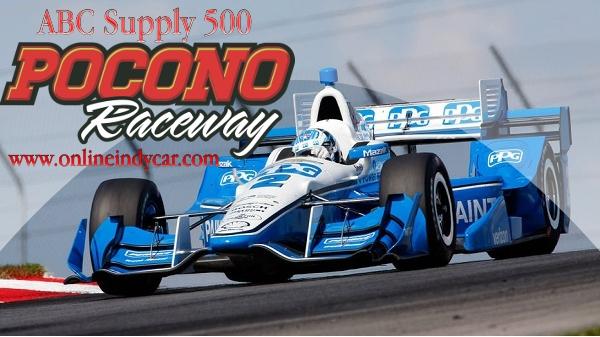 ABC Supply 500 IndyCar 2018 Live