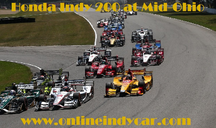 Watch Honda Indy 200 at Mid Ohio Live