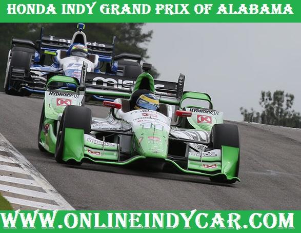 Watch Honda Indy Grand Prix of Alabama Live