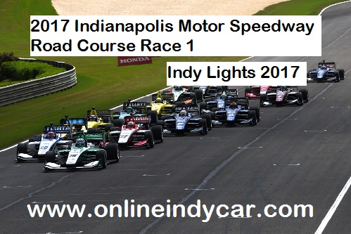 Indianapolis Motor Speedway Road Course Race 1 live