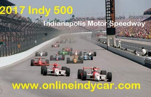 101st Indy 500 live