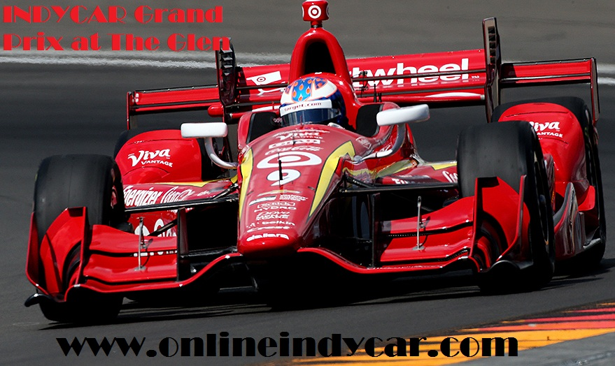 Live INDYCAR Grand Prix at The Glen Stream