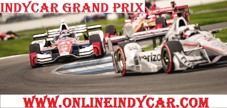 Watch IndyCar Grand Prix HD Live