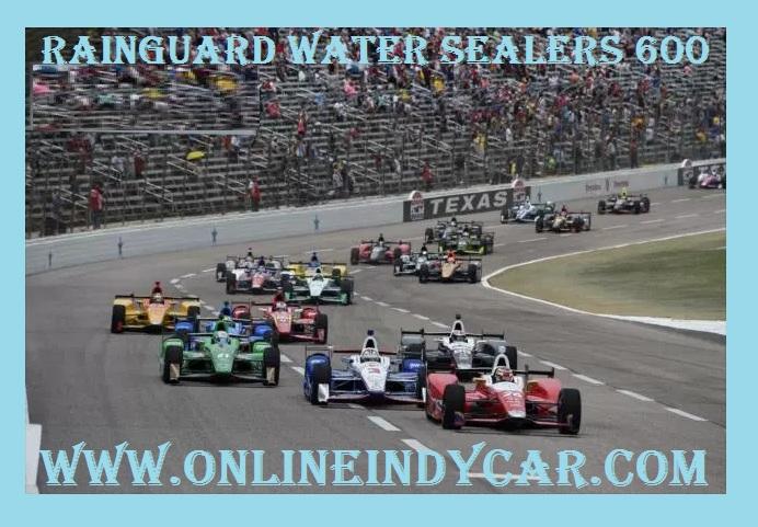 Watch Rainguard Water Sealers 600 Live