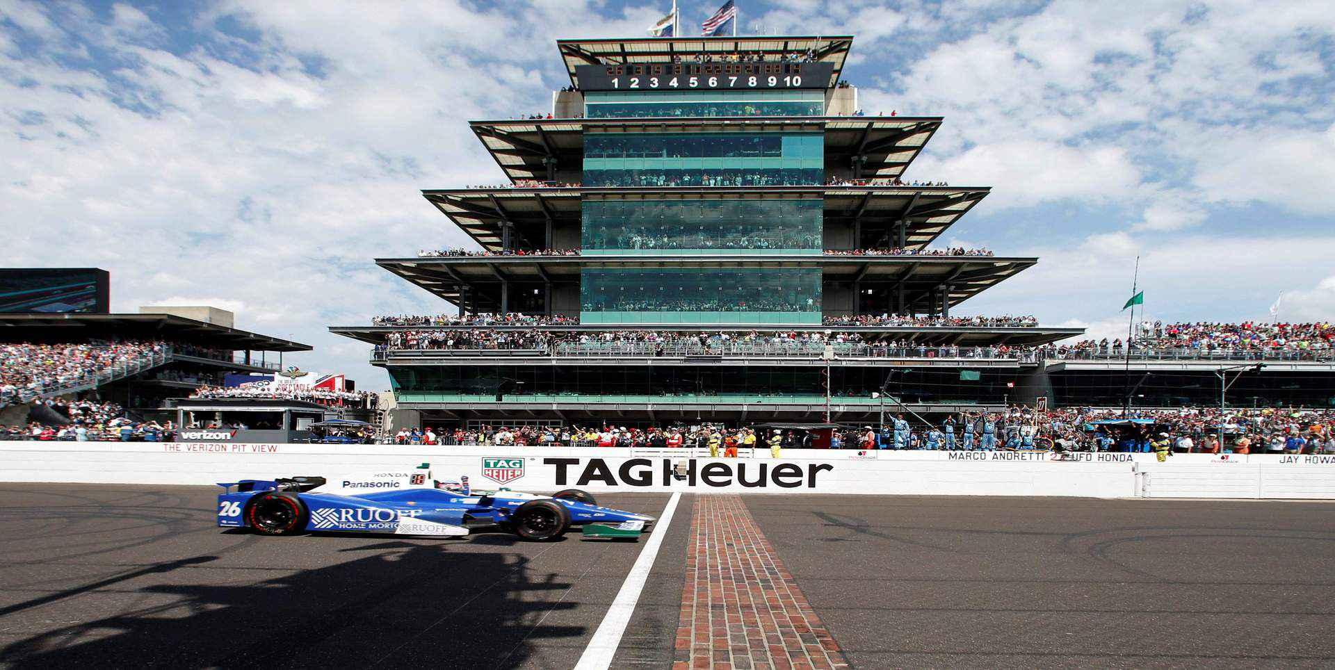 IndyCar Series 2018 Schedule