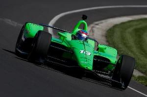 Indianapolis Motor Speedway 2018 Day 1 Test Race